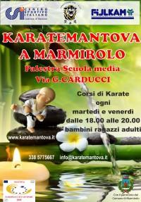 Inizio dei corsi 2018/19 a Marmirolo (MN)