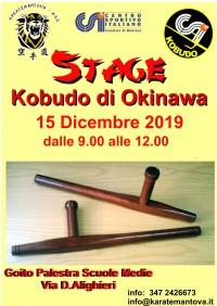 Stage domenicale di Okinawa Kobudo
