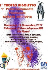 1° Trofeo Rigoletto, 1° Prova Campionato Provinciale CSI 2017/18
