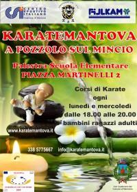 Inizio dei corsi 2018/19 a Pozzolo sul Mincio, Marmirolo (MN)